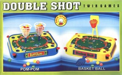 Ratnas Double Shot Board Game