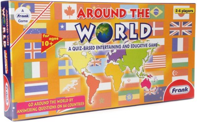Frank Around The World Board Game