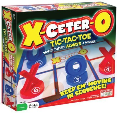 Endless Games Xcetero Board Game