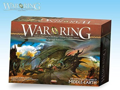 Ares Games War Of The Ring 2Nd Edition Board Game