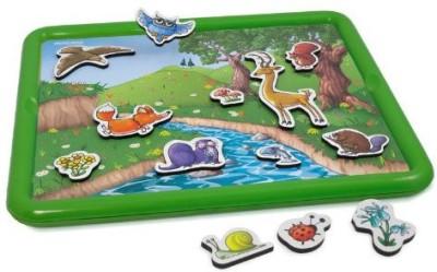 Miniland Animal Magnetic Board Game