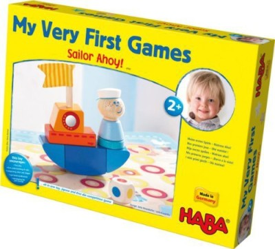 HABA My Very First Sailor Ahoy Board Game
