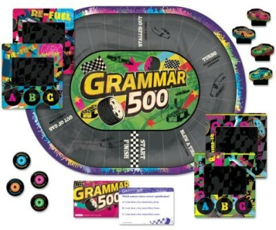 Educational Insights Grammar 500 Board Game