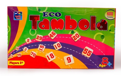 Ankit Toys Eco Tambola Board Game