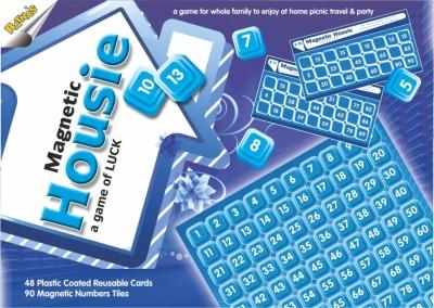 Ratnas Magnetic Housie Board Game