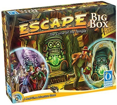 Queen Games Escape Big Box Board Game