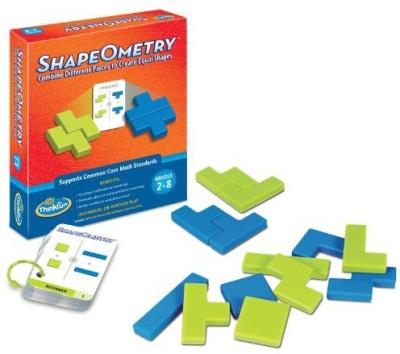 Think Fun shape-o-metry Board Game