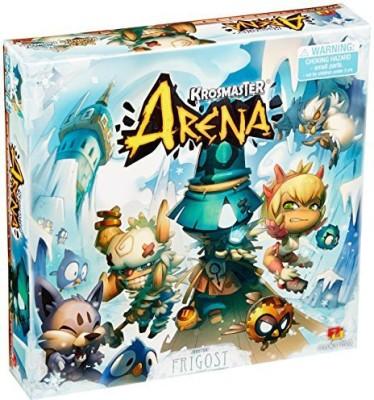 Japanime Games Krosmaster Arena Frigost Board Game