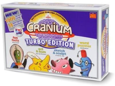 Cranium Turbo Edition Board Game