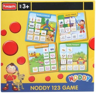 Funskool 123 Game - Noddy Board Game