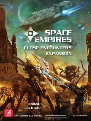 GMT Games Space Empires Close Encounters Expansion Board Game