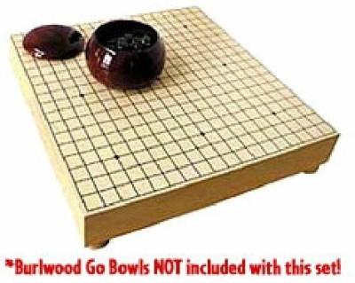 John N. Hansen Complete Go Chest Board Game