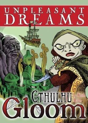Atlas Unpleasant Dreams (Cthulhu Gloom) Board Game
