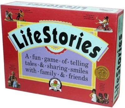 LifeStories A Fun Of Telling Tales & Sharing Smiles With Family Board Game