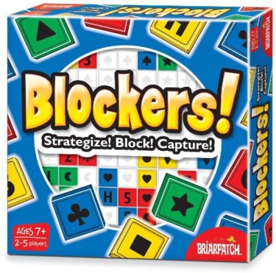 Briarpatch Blockers Board Game