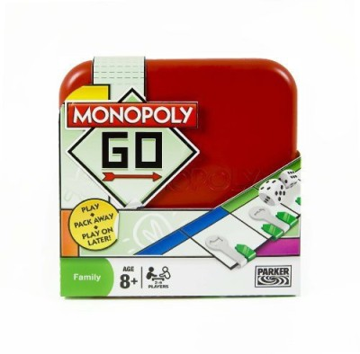 Monopoly Go Pause And Play Board Game