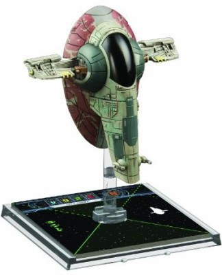Fantasy Flight Games Star Wars Xwing Slave I Expansion Pack Board Game