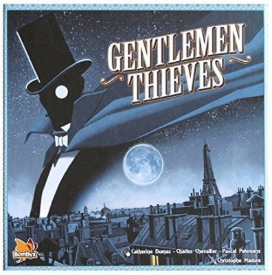 Asmodee Gentlemen Thieves Board Game