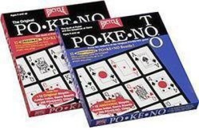 Unknown Pokeno & Pokeno Too (24 Different S) Bicycle Board Game