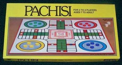 Whitman Coins Pachisi 1981 Board Game