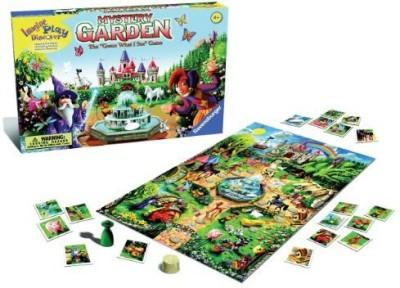 Ravensburger Mystery Garden Children,S Board Game