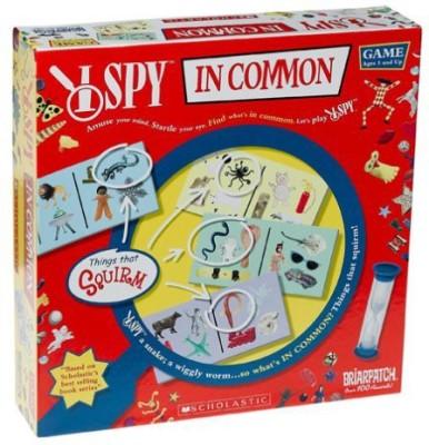 Briar Patch I Spy In Common Board Game