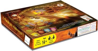 Enlighten Games Chanakya's Chakkravyuh - Family Edition Board Game