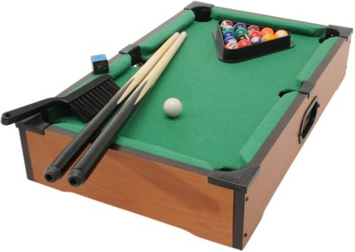 GeekGoodies Mini Pool Billiards Table Game Board Game