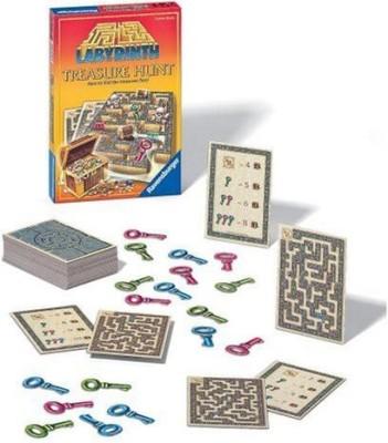 Ravensburger Larinth Treasure Hunt Board Game