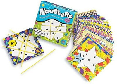 MindWare Noodlers Puzzle Box For Classrooms And At Home Enhance Board Game