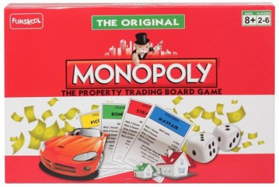 Funskool Monopoly Board Game