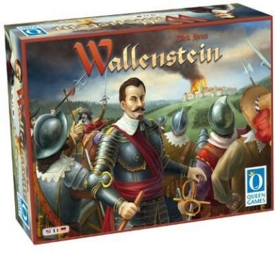 Queen Games wallenstein Board Game