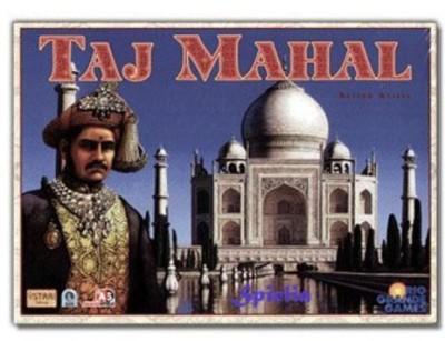 Rio Grande Games Taj Mahal Board Game