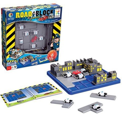 SmartGames Roadblock Board Game