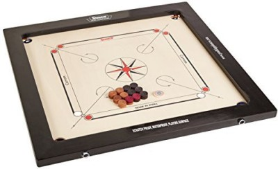 Surco Winit Carrom With Coins And Striker8Mm Board Game