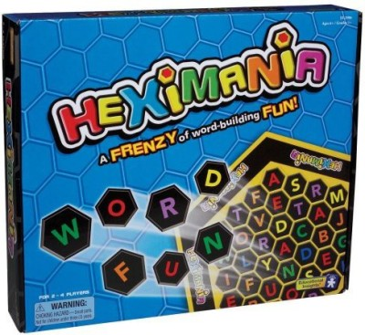 Educational Insights Heximania Board Game
