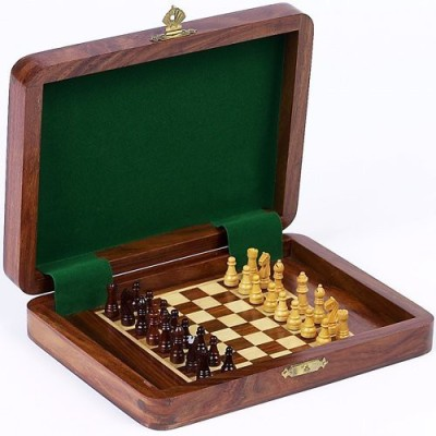 Bello Games New York, Inc. West Village Magnetic Chess Set Board Game