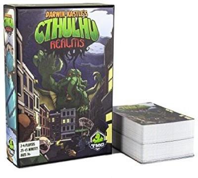 Tasty Minstrel Cthulhu Realms Board Game