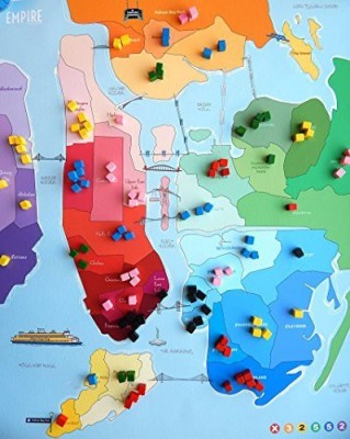 Gundred Games Empire The Of New York Board Game