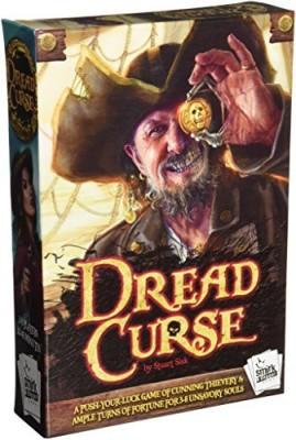 Smirk & Dagger Dread Curse Board Game