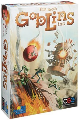 Rio Grande Games goblins inc Board Game