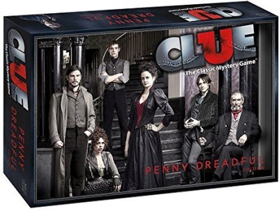 USAopoly Clue Penny Dreadful Edition Board Game