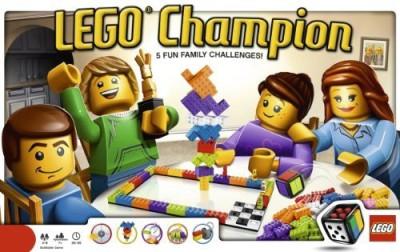 Lego Champion 3861 Board Game