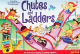 Hasbro Chutes And Ladders My First Board...