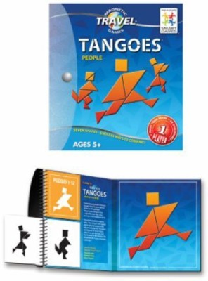 Tangoes Travel People Board Game
