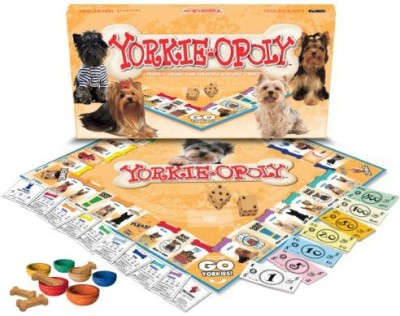 Late for the Sky yorkieopoly Board Game