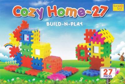 Suraj Toys Cozyhome27 Board Game