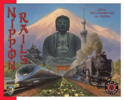 Mayfair Games Nippon Rails Board Game
