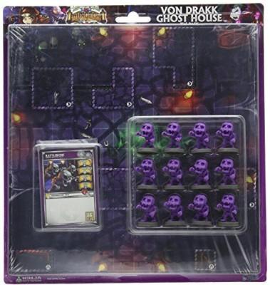 Ninja Division Dungeon Tiles Von Drakk Ghost House Board Game