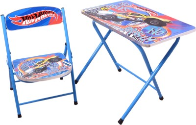 Tabu Hot Wheels Studt Table With Chair Board Game